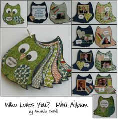 cute mini album....