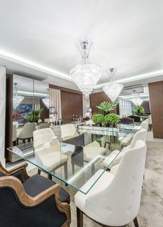 Luxury interior by Saviany Monteiro
