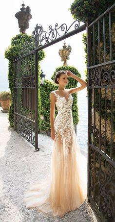 Milla Nova Bridal 2017 Wedding Dresses vienna / http://www.deerpearlflowers.com/milla-nova-2017-wedding-dresses/24/