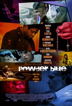 Sanaa Lathan played the role of Diana in her 16th movie Powder Blue (2009)