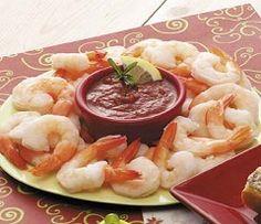 HCG Diet Shrimp Cocktail