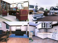 American Dream is a huge suburban family home built on 30x30 lot in Newcrest. Found in TSR Category 'Sims 4 Residential Lots'