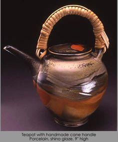 Teapot Gallery Connie Christensen Functional Ceramics