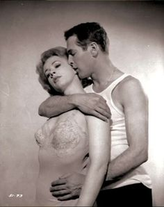 Piper Laurie & Paul Newman (The Hustler)