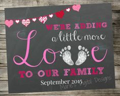 10 Best Valentines Pregnancy Announcement Images On Pinterest