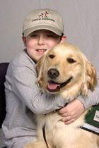 K-9 Kids Reading Program - canine assistants