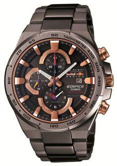 Casio Edifice Red Bull Racing Solar Watch Infinity Racing EFR-541SBRB-1AER