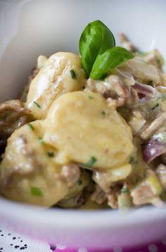 Low Carb Käse-Knoblauch-Gnocchi-Pfanne – Low Carb Köstlichkeiten