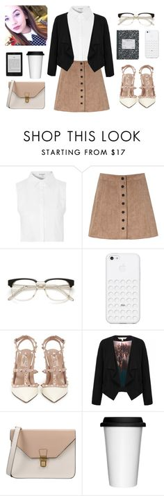 """work"" by tali4ever ❤ liked on Polyvore featuring Glamorous, Valentino, Yumi, 8, Sagaform, YouTubers, Zoella, fanfiction, ZoeSugg and joesugg"