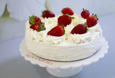 Tres leches tårta