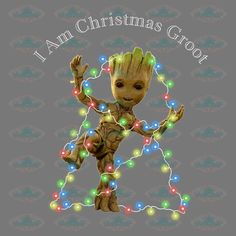 I am christmas groot, groot, star war, by EnchantedSVG on Zibbet Christmas Comics, Merry Christmas, Star Wars Christmas, Christmas Characters, Disney Christmas, Christmas Humor, Christmas Names, Cute Christmas Wallpaper, Cute Disney Wallpaper