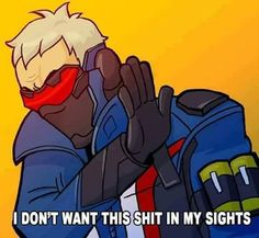 r/Overwatchmemes: Overwatch Memes Overwatch Comic, Overwatch Memes, Overwatch Fan Art, Video Games Funny, Funny Games, Reaction Pictures, Funny Pictures, Jack Morrison, Bioshock
