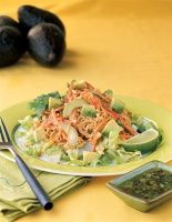 California Avocado and Thai Noodle Salad