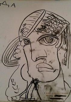 Прозерпина. Особый художник Андрей Дёмин.