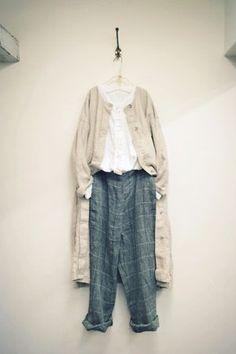 Love these pants! 2015 Spring New Arrival... | nest Robe ONLINE SHOP | nest Robe Shop Blog…