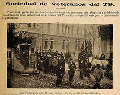Veteranos del 79 celebraron la memorable fecha, 24.° aniversario de la batalla de Tacna y 12º  de la fundación social, con fiestas públicas y privadas que dejarán imperecedero recuerdo. Aquellas se tradujeron en un desfile por las calles principales de la ciudad hasta llegar al Monumento á la Marina, donde se 'pronunciaron patrióticos discursos. Revista Sucesos 8 de junio, 1904.