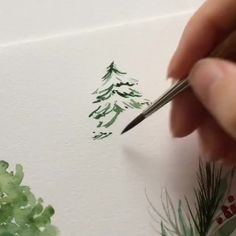 Watercolor Tips, Watercolor Projects, Watercolour Tutorials, Watercolor Cards, Watercolor Illustration, Watercolor Paintings, Watercolours, Watercolor Water, Watercolor Christmas Cards