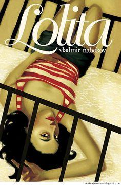 Lolita Book Cover by Sarah Marino.