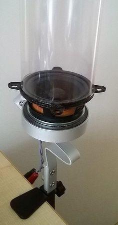 diffusore 665g, supporto a risonanza subsonica Kitchen Aid Mixer, Kitchen Appliances, Speaker Box Design, Loudspeaker, Robin, Audio, Letter Case, Speakers, Diy Kitchen Appliances