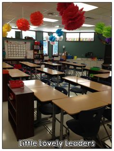 Little Lovely Leaders: Classroom Reveal!