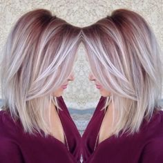 TRANSFORMATION: Rooty Rose To Ice | Modern Salon