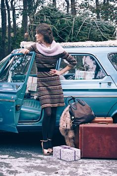 Eye Candy :: Anthropologie Holiday 2013 catalogue :: Effortless Anthropologie