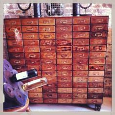 Multi Drawer for organizing papers and odds and ends. Fixed price $2,000