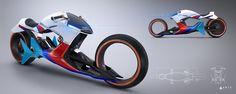 BMW i MOTORRAD. BETA R VISION on Behance