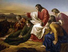 theraccolta: Cristo Predire la distruzione di Gerusalemme