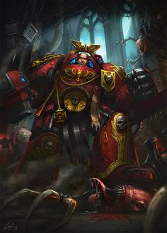 What Are Your Favorite Concept Art Pieces Of The Imperium? | Page 28 | Warhammer 40,000: Eternal Crusade - Official Forum