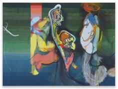 Daniel Richter - Asger, Bill und Mark (2015)