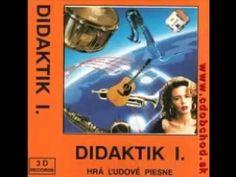 Kapela DIDAKTIK - najlepšie slovenské a české ľudovky - YouTube