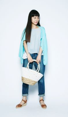 2014.07.05 | 30DAYS COORDINATE | niko and... magazine [ニコ アンド マガジン]