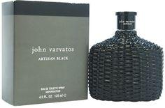 men john varvatos john varvatos artisan black edt spray (unboxed)