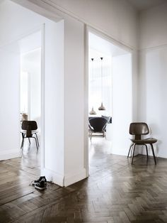 Design Hub - блог о дизайне интерьера и архитектуре: Современный, светлый интерьер квартиры в Стокгольме