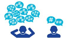 El hashtag en las campañas de social media: utilízalo correctamente