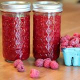 Red Raspberry Freezer Jam Recipe