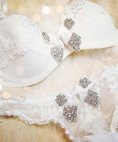one of a kind bridal lingerie