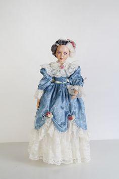 The Fairy Godmother - an original art porcelain doll by sinestro (SK ART DOLLS).