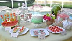 Summer Party Ideas - Bing images