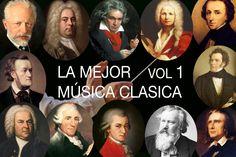 3 horas de la mejor musica clasica mas famosa del mundo de todos los tiempos. Un recorrido por las mas importantes piezas de los mejores compositores de la h...