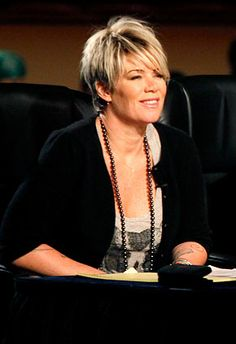You know those if you could have dinner with one person dead or alive questions? This is my answer! Mia Michaels is brilliant.