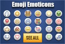 Emoji - List of Facebook emoticons