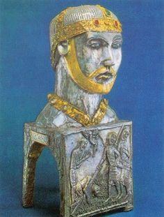 Reliquiario della testa di San Candido (1150)