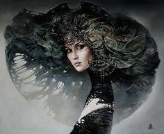 Artist Karol Bak