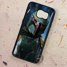 Starwars Green Armor Hero Fantasy Movie - Samsung Galaxy S7 S6 S5 Note 7 Cases & Covers