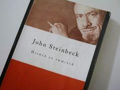 Tarukirja: John Steinbeck: Hiiriä ja ihmisiä