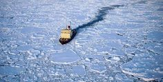Ship in the Ice