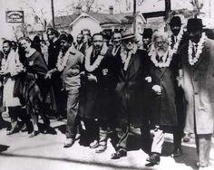 Delaware Senator Attends 50th Anniversary March in Selma | Delmarva Public Radio
