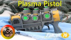 Next week Fallout 76 comes out! In honor of that I made a replica of the Fallout 76 Plasma Pistol! Fallout 76 is the newest addition. Blacksmithing, Fallout, Nerf, Corner, Toys, Prints, How To Make, Blacksmith Shop, Activity Toys